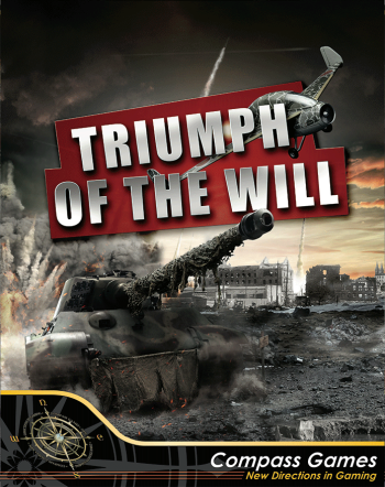 Triumph of the Will Full Cover