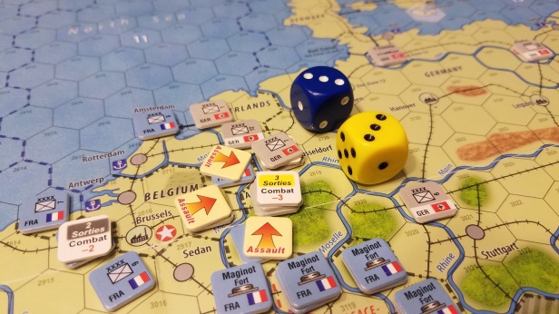 western front stalemate