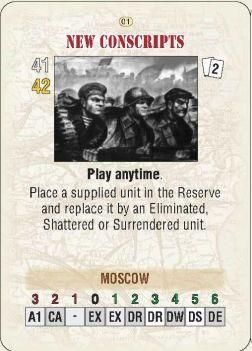 Absolute War New Conscripts