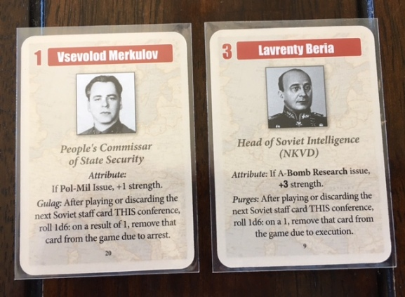 Churchill NKVD State Security Cards