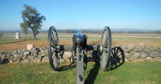 Field of Pickett's Charge