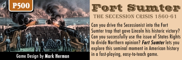 Fort Sumter Banner 2