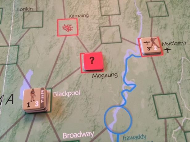 Merrils Marauders Objective In Site