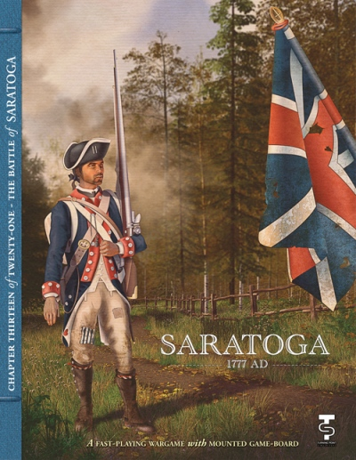 Saratoga Box Cover