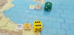 4 Royal Navy in malta overwhelmed