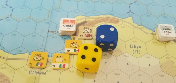 6 italians halt WDF advance