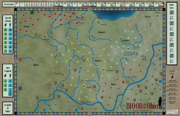 Blood on the Ohio Final Map