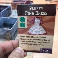 Firefly Fluffy Pink Dress