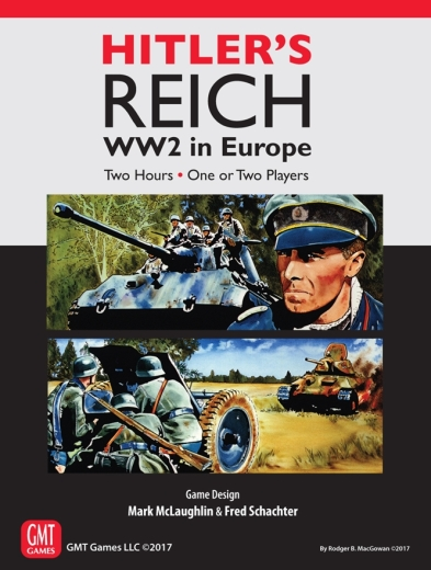 Hitler's Reich Cover