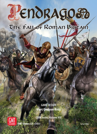 Pendragon: The Fall of Roman Britain from GMT Games – Action Point 1