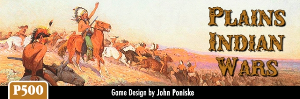 Plains Indian Wars Banner 1