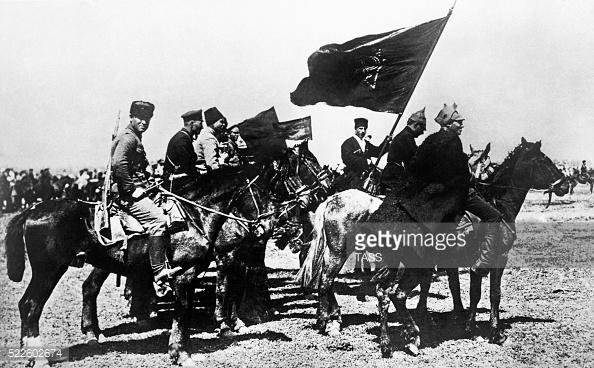 Red Horde Soviet 1st Cavalry