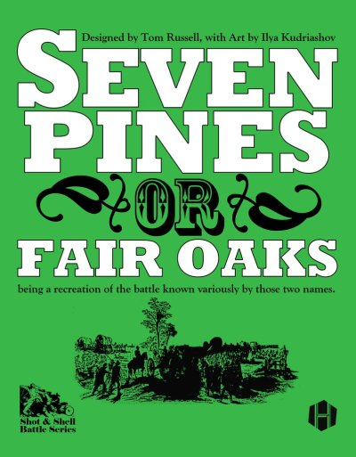 Seven Pines or Fair Oaks