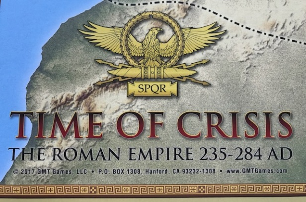 Time of Crisis Board Title