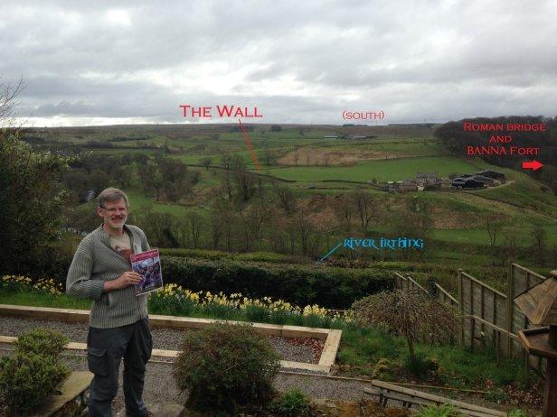 Volko Treks Along Hadrian's Wall