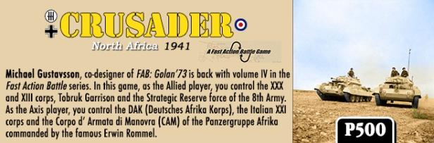 FAB Crusader Banner 3