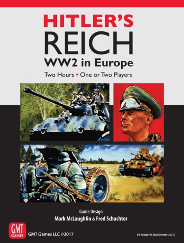 Hitlers Reich Final Box Cover