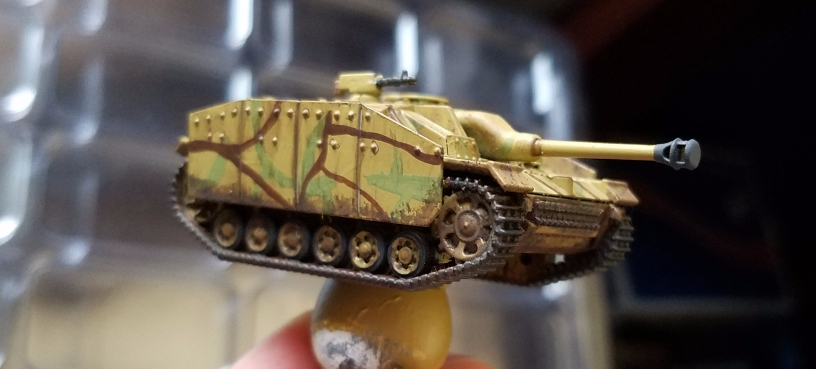 Flames of War Open Fire!: Stug III G Assembly and Painting