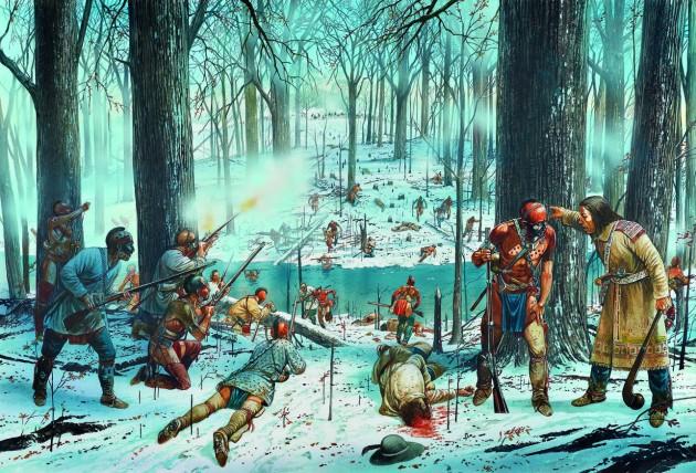 Battle of the Wabash