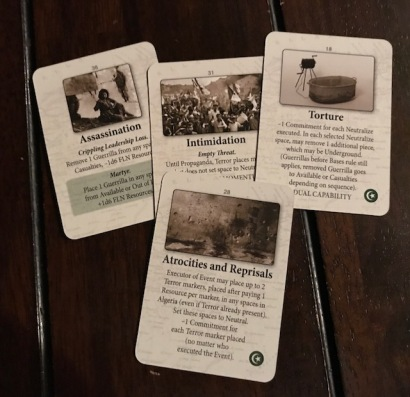 Colonial Twilight Cards