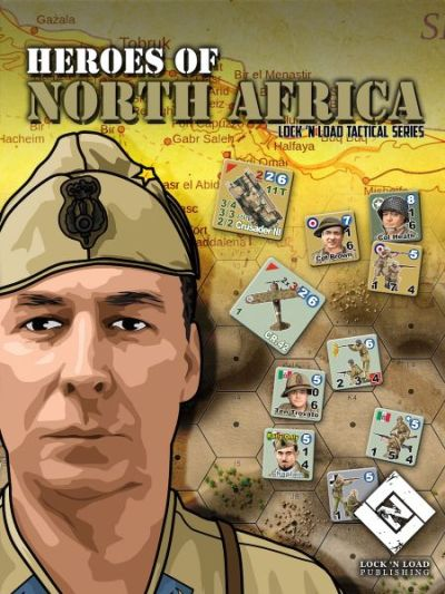 Heroes of North Africa Lock 'n Load Tactical