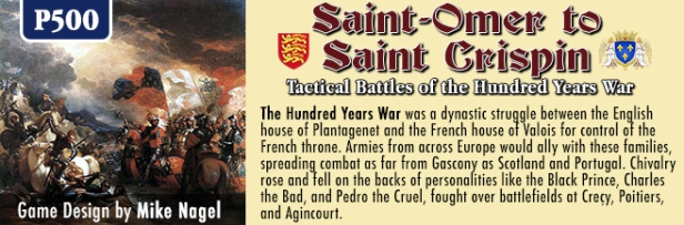 Saint Omer to Saint Crispin Banner 2