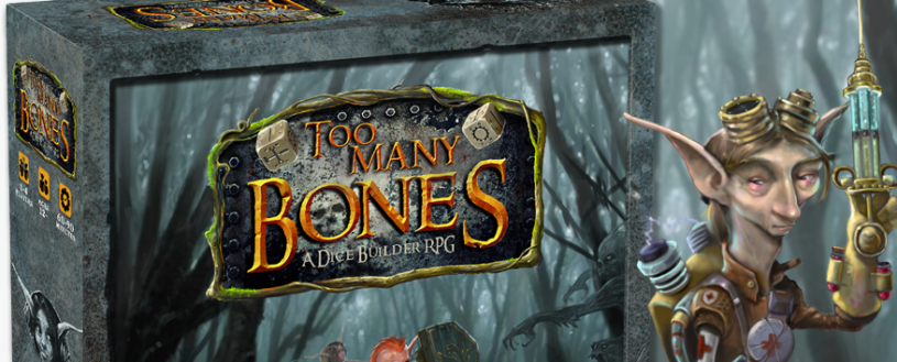 Review: Too Many Bones from Chip Theory Games *Kickstarter* – The