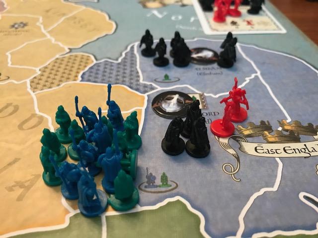 878 Vikings Battle