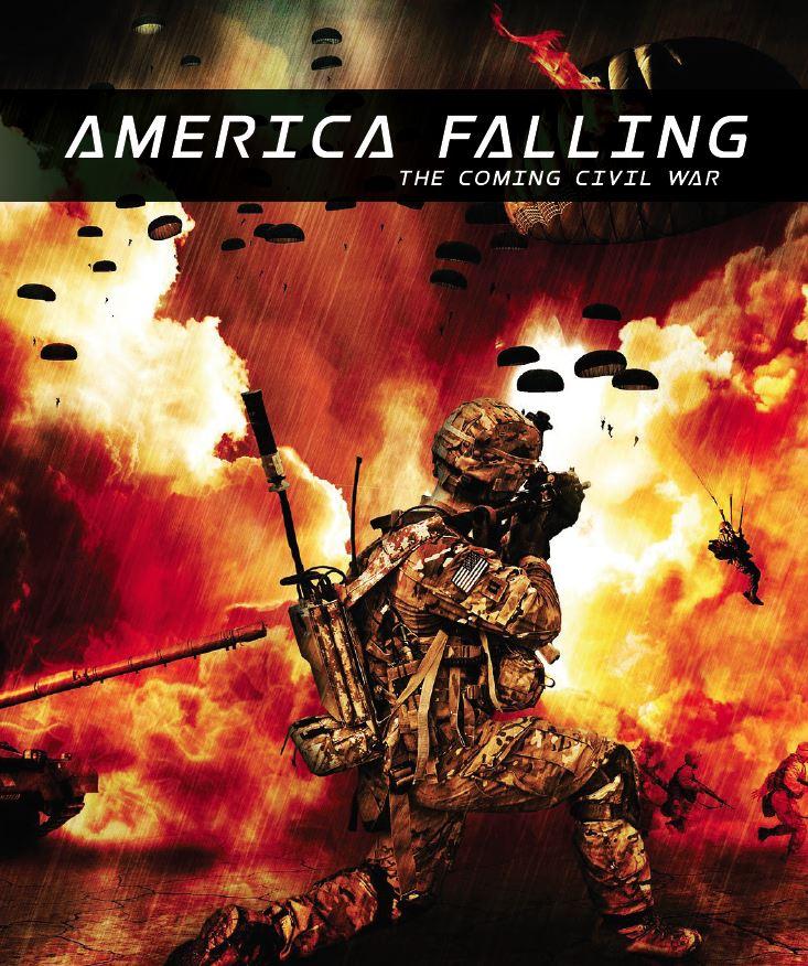 America Falling Cover