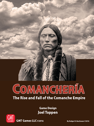 Comancheria Cover