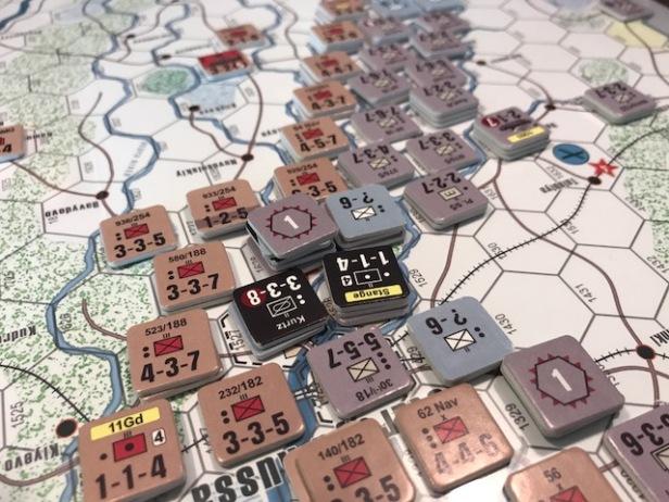 Demyansk Shield Staraya Russa Flank