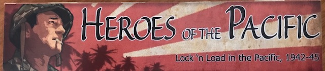 Heroes of the Pacific Banner