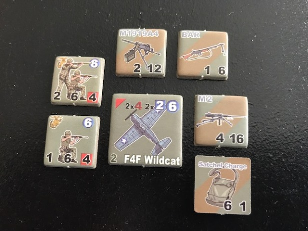Heroes of the Pacific Counters 2