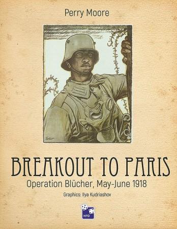 Operation Blucher Breakout to Paris