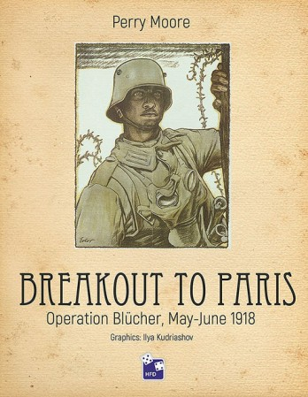 Operation Blucher Breakout to Paris