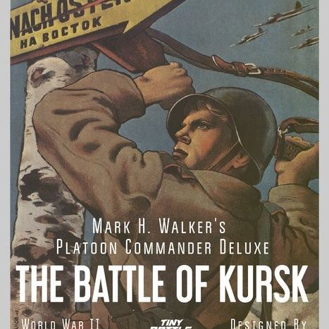 Platoon Commander Kursk Cover