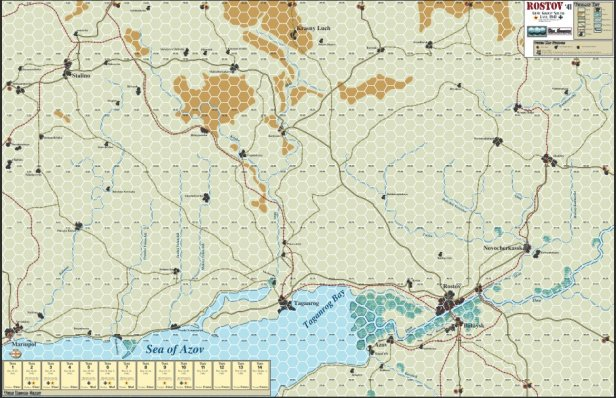 Rostov '41 Map