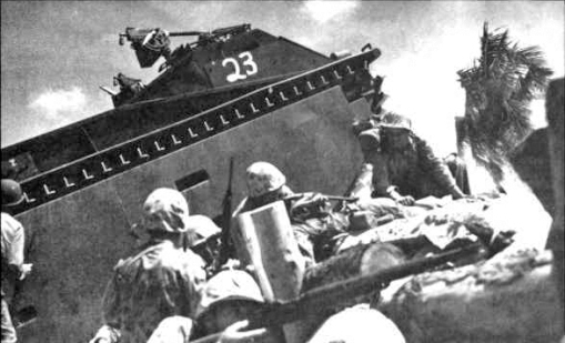 Tarawa LVT