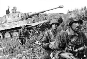 WWII Kursk