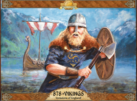 878 Vikings Box Cover