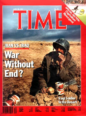 Iran Iraq War TIME Magazine