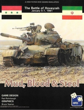 Mud Blood and Steel HFDG Cover