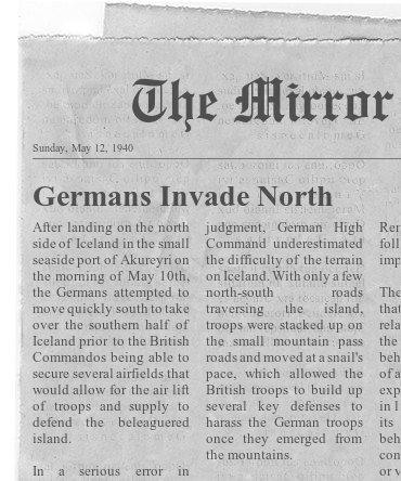 Operation Icarus Headline 2