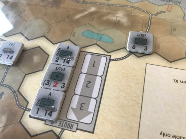 Operation Icarus from Tiny Battle Publishing – Action Point 2 – The