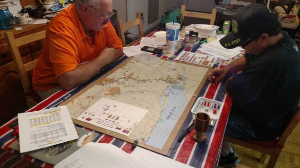 Rostov '41 Playtest in process with...