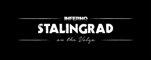 Stalingrad Inferno on the Volga Banner