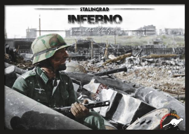Stalingrad Inferno on the Volga Cover