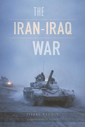 The Iran Iraq War Book Cover