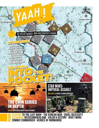 Yaah Magazine #3 Into the Pocket