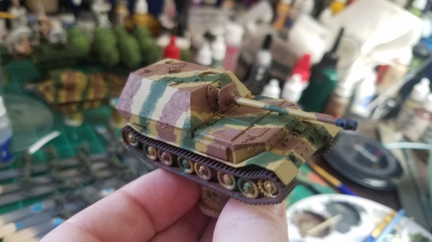Flames of War: Zvezda's Ferdinand Assembly and Painting – The